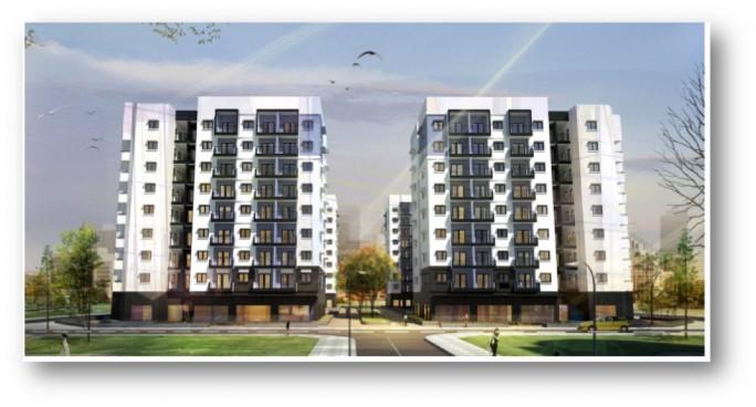 Thiết kế tổng quan dự án chung cư ARANYA