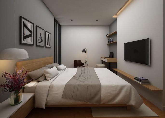 Phòng ngủ chính 1