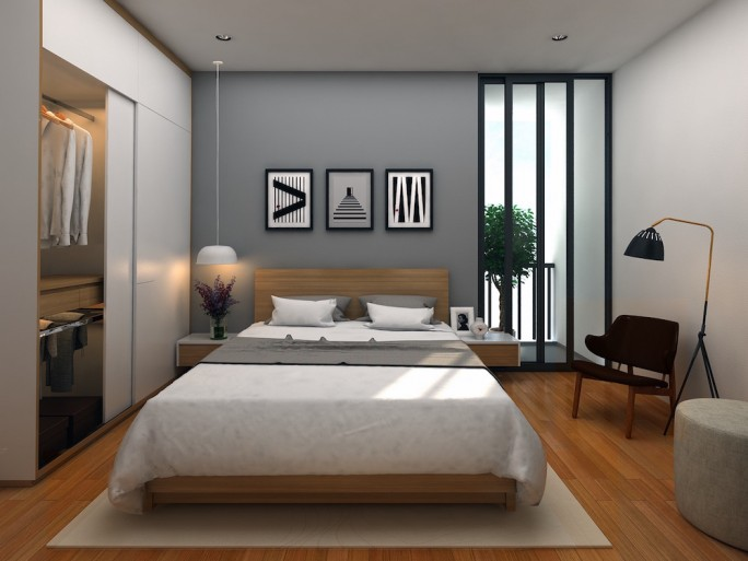 Phòng ngủ chính 2