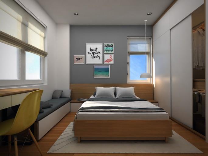 Phòng ngủ phụ 1