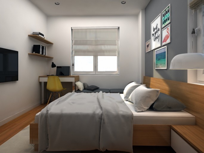 Phòng ngủ phụ 2
